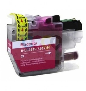 Brother LC3619XLM Magenta