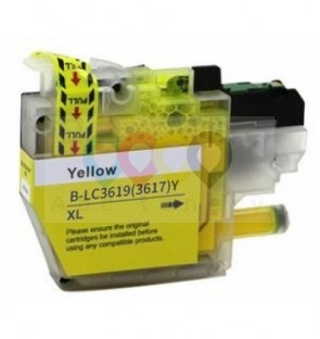 Brother LC3619XLY Yellow