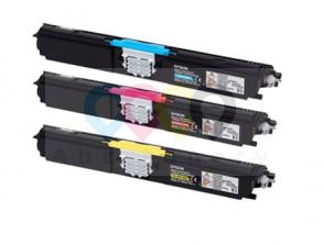 Tonere Epson C1600 / CX16 - Set color