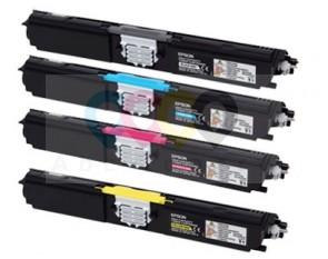 Tonere Epson C1600 / CX16 - Set complet CMYK