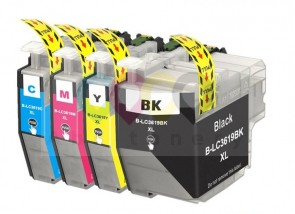 Brother LC3619XL CMYK - 4-Pack