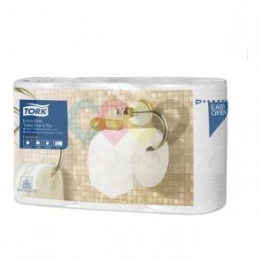 Hârtie igienică rolă convențională - Premium Extra Soft, Tork - 4 straturi