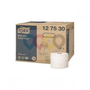 Hârtie igienică rolă Mid-size - Tork